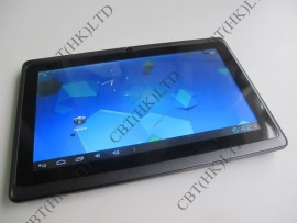 Cheapest 7 inch tablet android 4.0 Capacitive Screen